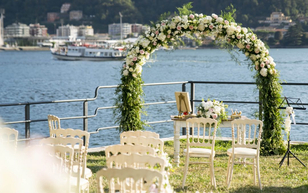 5 reasons to get married on the lake