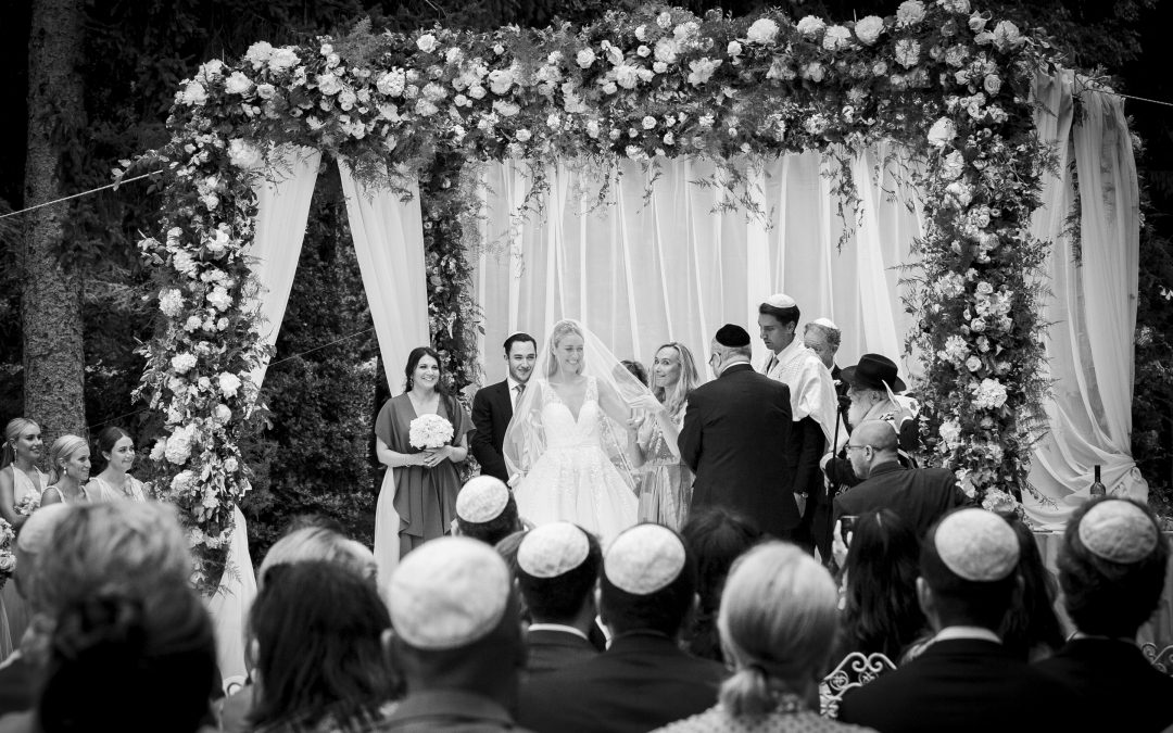 Inside a fairytale garden wedding in Italy