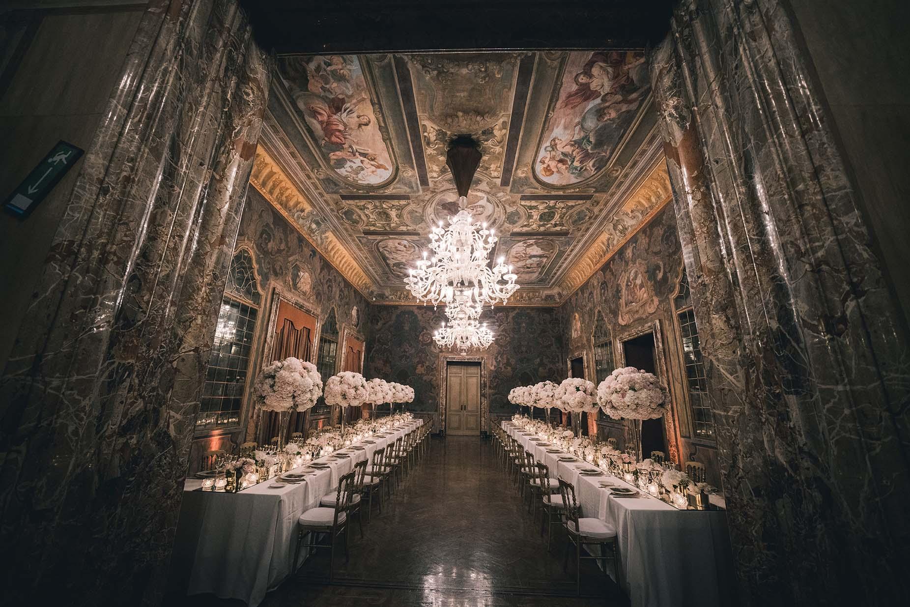 Stunning wedding at Villa Erba