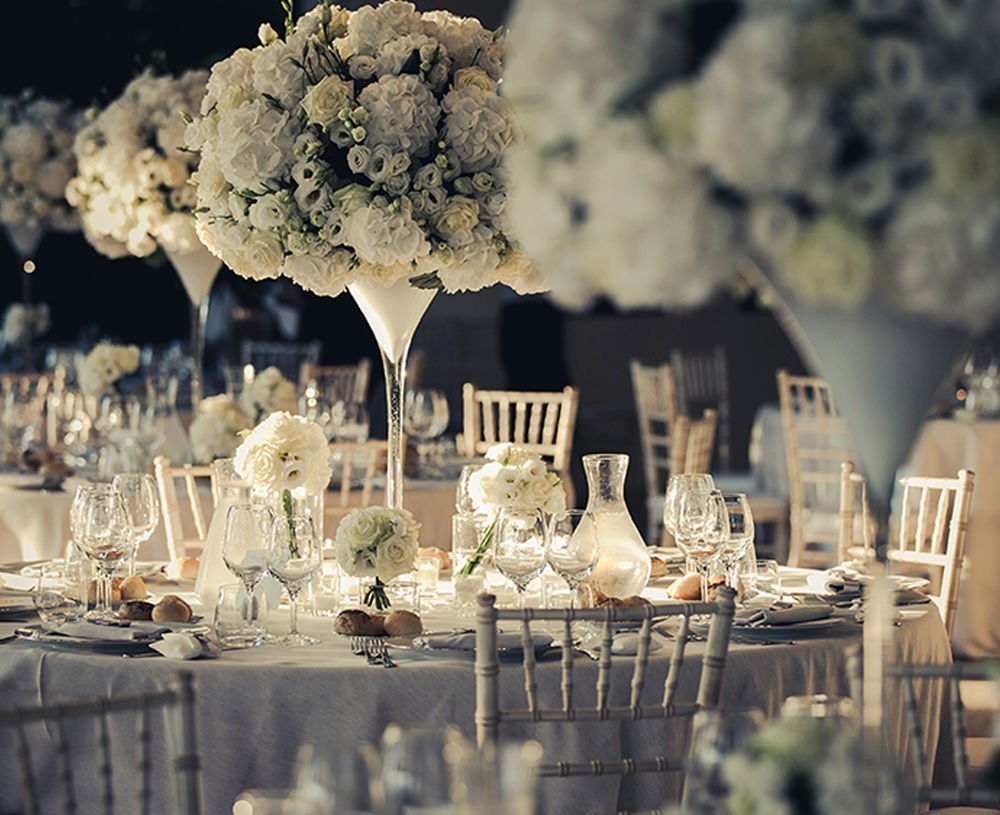 luxury wedding - SugarEvents Luxury Wedding and Event Planner