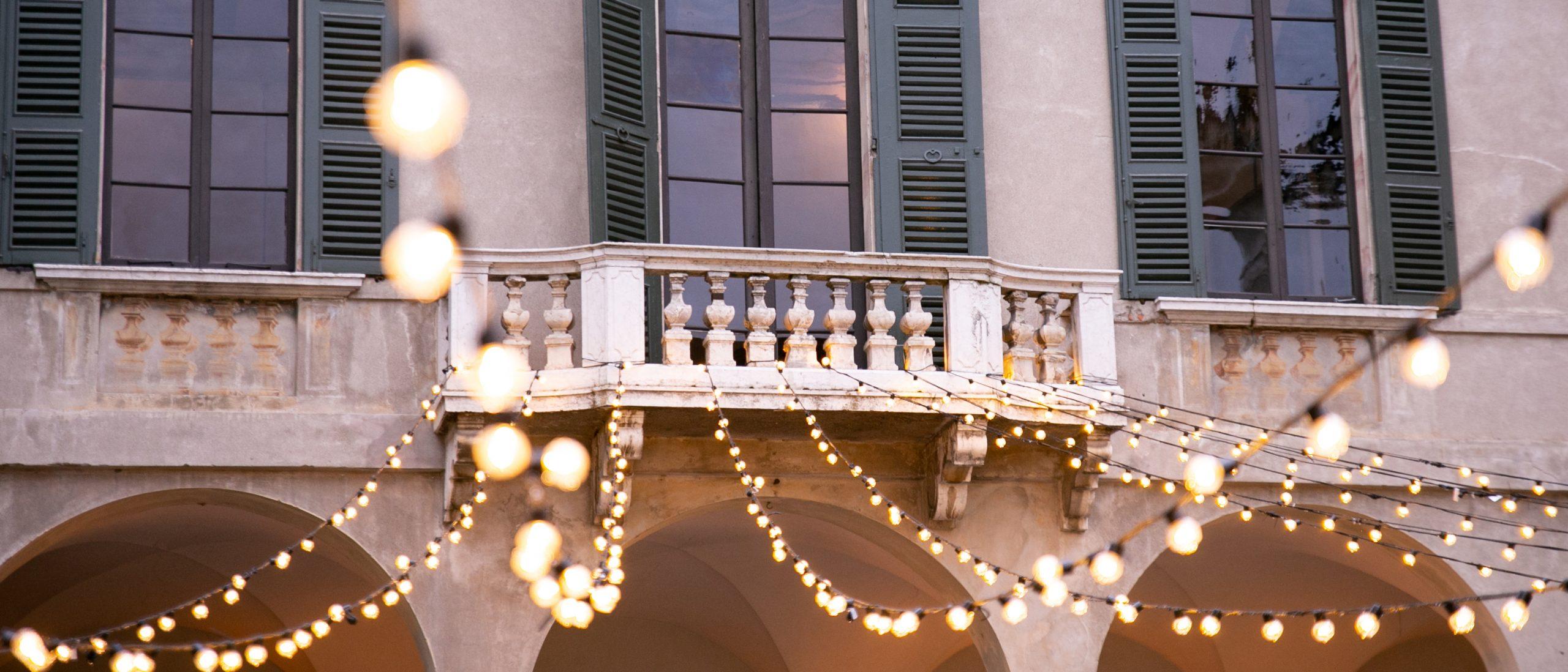Amazing wedding in Franciacorta