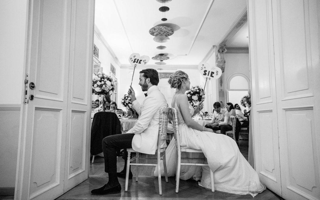 Splendido matrimonio a Villa Geno
