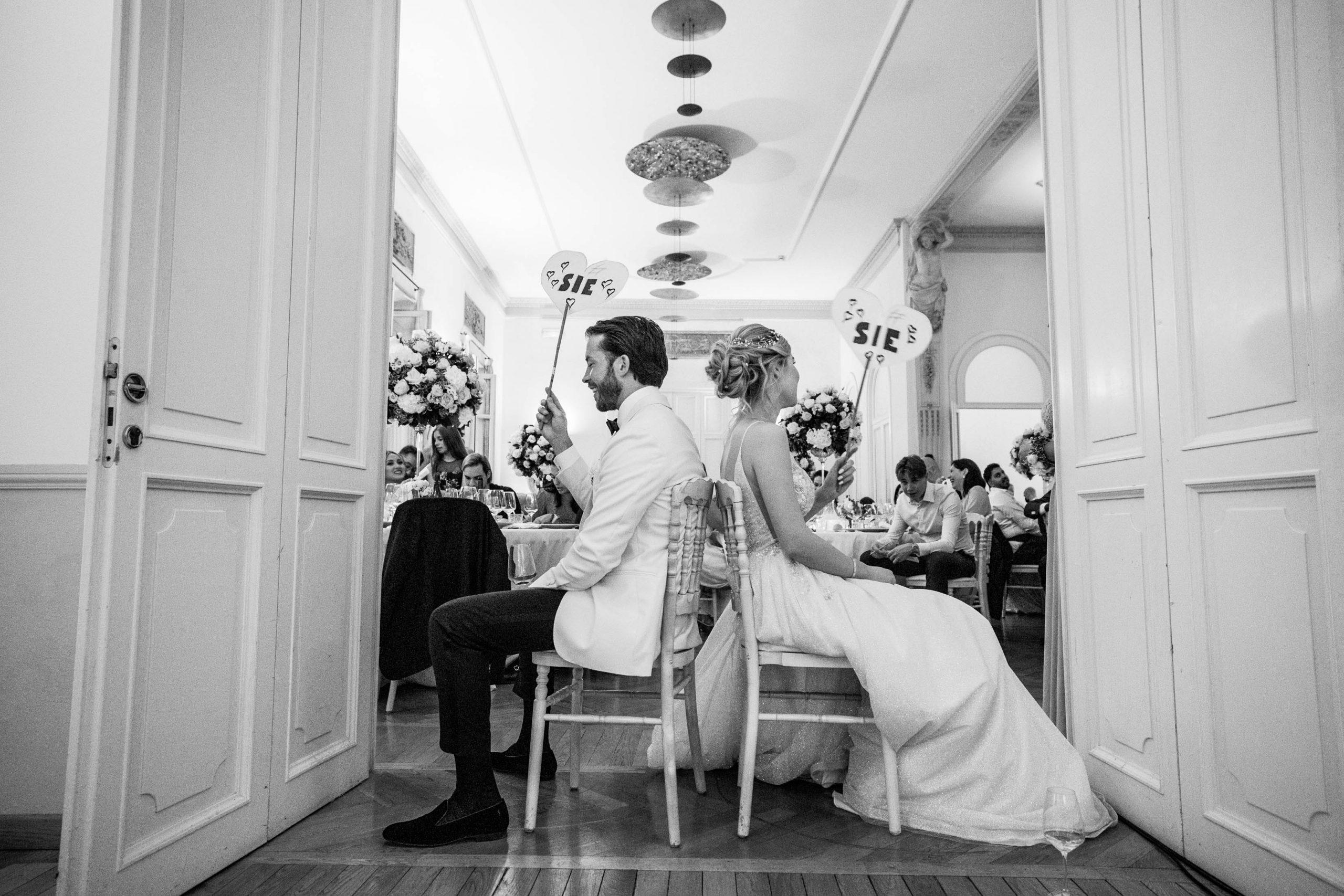 Beautiful wedding at Villa Geno
